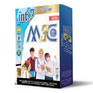 Int3tree M3C untuk Kanak-kanak dan Pelajar (30 Sachets)