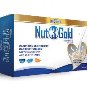 Int3tree Nut3gold untuk Dewasa (30 Sachet)