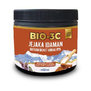 Int3tree BIO-3C Garam Bukit (Jejaka Idaman) 500g