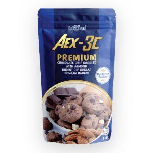Int3tree AEX-3C Cookies Badam (1 Pek)