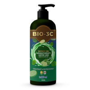 Int3tree BIO-3C Gel Mandian Aromaterapi (Limau Purut)