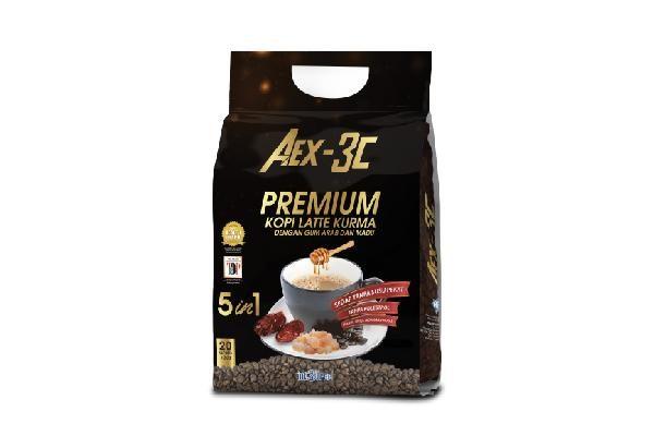 int3tree x3c kopi latte